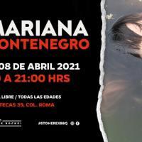 MARIANA MONTENEGRO EN EL FORO INDIE ROCKS!